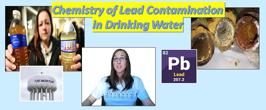 Chemistry of Lead Contamination in Drinking Water