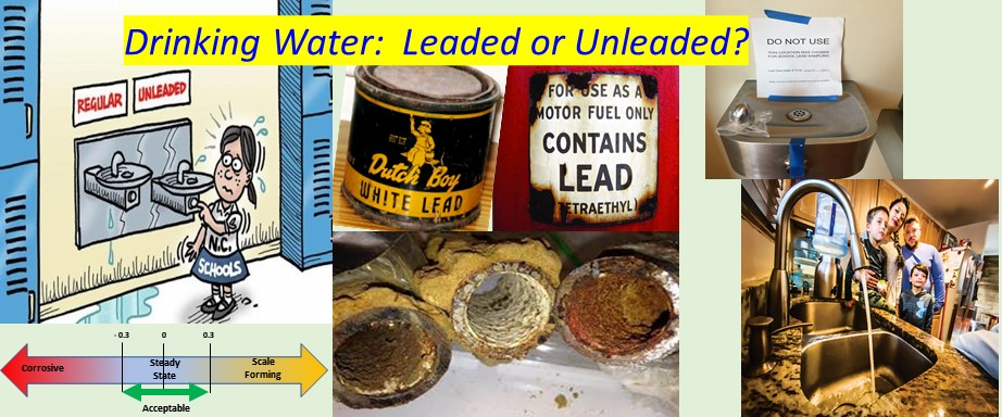Drinking Water - Leaded or Unleaded