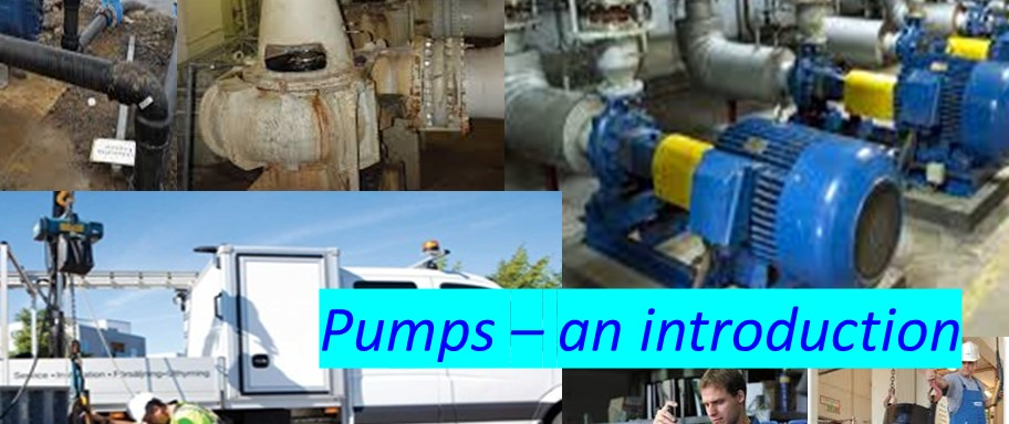 An Introduction to Pumps
